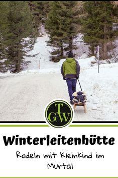 Rodelbahn Winterleitenhütte im Murtal | Steiermark | für Kleinkinder! - Topfgartenwelt - Gartenblog | Foodblog | Familienblog