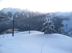 Mount Baker....so much snow...
