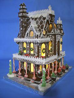 Gingerbread House 2014 goodiesbyanna.typepad.com