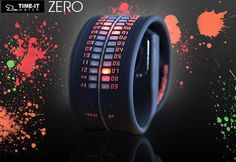Store Image, Led Watch