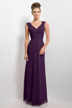 Bridesmaid Dress - Criss/Cross design. 20434 Bridesmaids Dresses ...