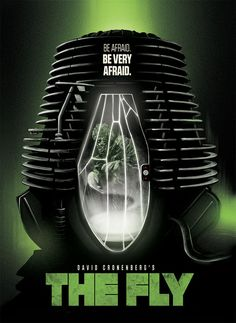 The Fly - movie poster - Gary Pullin