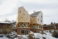 MODUS - House and atelier, Kastelruth 2012