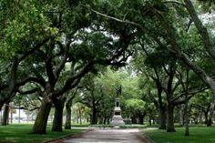 Battery Park ~ Charleston, South Carolina
