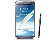 Samsung Galaxy Note 2 firmware is now available