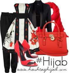 Hashtag Hijab Outfit #338