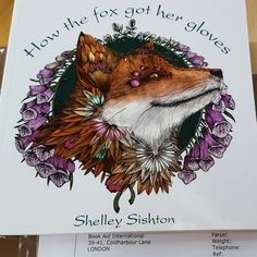 Donations of my book to Book Aid International, a wonderful charity. Fifi the fox is over in Africa!