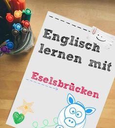 Eselsbrücken zum Englisch lernen