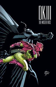 Frank Miller: Dark Knight III The Master Race #6