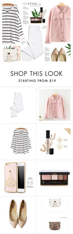 """""""YesStyle Polyvore Group """" Show us your YesStyle """""""" by yexyka ❤ liked on Polyvore featuring Tory Burch, Beauty and yesstyle"""