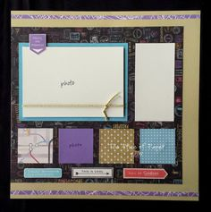 The Price of Paper: Stamp of the Month Blog Hop - May: Just Sayin'