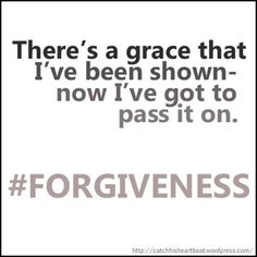 before the sun goes down. forgiveness quote.