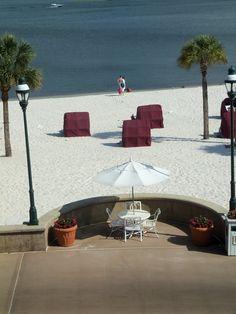 Disney`s Grand Floridian Resort Beach