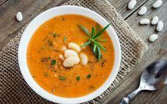 Burkānu zupa ar pupiņām - DELFI Receptes