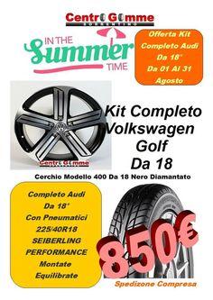 Cerchi In Lega Audi A3 Golf + Pneumatici 18 Spedit Audi A3, Volkswagen, Lego, Golf, Ebay, Sanitary Napkin, Legos, Turtleneck