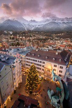 Innsbruck, Austria - Christmas time
