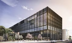 Mecanoo's Design for the University of Manchester's Engineering Campus Eyes the Future,Courtesy of Mecanoo