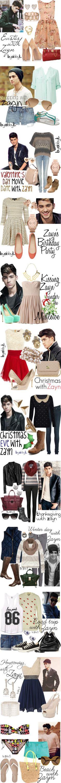 """""""Zayn Malik Inspired Fashion"""" by abbytamase on Polyvore"""