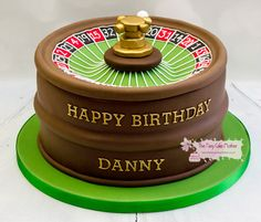 How to make a roulette table cake casino grabels 34
