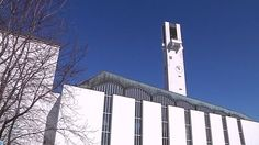 Church of Lakeuden Risti by Alvar Aalto.