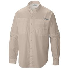 9718ab62709 Men's Columbia Omni-Wick Pacific Breeze Button-Down Shirt | Products ...