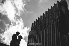 Fotografia Sessão pré-casamento | Mariana e Leonardo | Tomando um café por aí em São Paulo - Fotos por Ale Borges