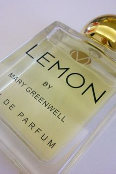 Lemon By Mary Greenwell: When Life Gives You Lemons (Vogue.com UK)