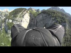 BASE jumping.....I say I want to do it, but when I get to the top of the peak????