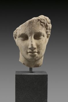 Greece, late 5th – 1 Half of the 4th century BC, finely crystalline marble