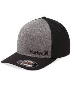 4c8deb4c58f Hurley Men s Corp Text 2.0 Hat   Reviews - Hats