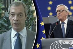 'No one believed me!' Farage was right as UK avoids being dragged into Juncker's…