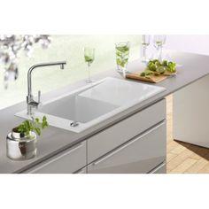 Kitchen Sinks Sydney : ... on Pinterest Contemporary kitchens, White ceramics and Kitchen sinks