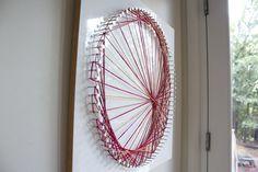 cardioid diy string art