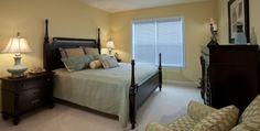 Woodbridge Model Master Bedroom