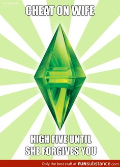 The Sims Logic. This happens to be the funniest I think :)