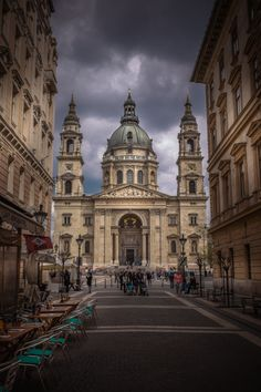 St. Stephen's Basilica #Budapest #Hungary #Europe MB Photograph