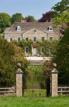 Cornwell Manor, Oxfordshire
