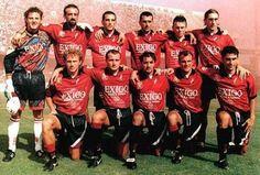 Salernitana 1997/98. 1° posto in serie B