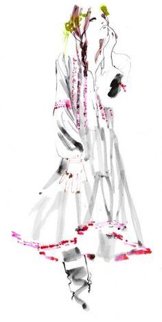 Fashion illustration sara singh
