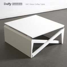 Elgin Coffee table that also converts to a Dining table in W