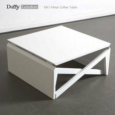Duffy London - MK1 Transforming Coffee Table Metal