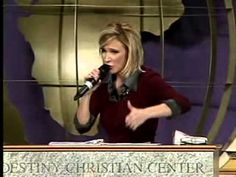 '' When you FAST - the power of fasting '' - Pastor Paula White - NDCC- ...