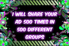 lildiva: share your Facebook page 500 times for $5, on fiverr.com