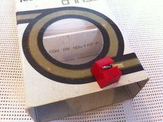 aguja de tocadiscos needle stylus SONY 594 SW ND-117 P reulo new old