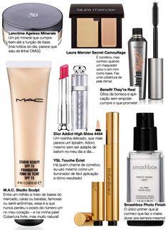 Itens de maquiagem para comprar e {sempre!} recomprar! | http://alegarattoni.com.br/itens-de-maquiagem-para-comprar-e-sempre-recomprar/