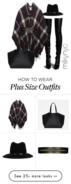 """""""Untitled #702"""" by mizzbehave on Polyvore featuring Wet Seal, rag & bone, Zara and City Chic"""