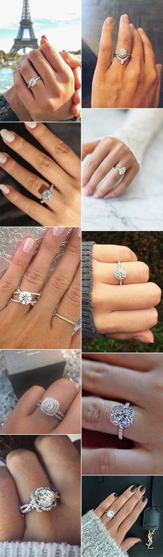 brilliant wedding engagement ring ideas *Not even close to this dream. It's not about the ring. #sad