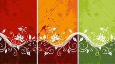 Vector Graphic Wallpaper