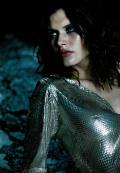 Małgosia Bela by Kelly Klein for Vogue Paris