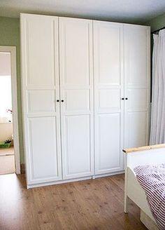 IKEA pax tyssedal wardrobe Design in 2019 Pax closet